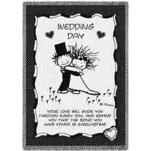 Wedding Day - Marci - Afghan
