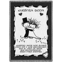 Wedding Day Spanish - Nuestra Boda - Afghan