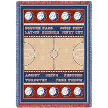 Sports - Basketball Court - Afghan