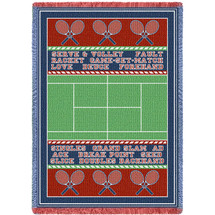 Sports - Tennis Court - Afghan