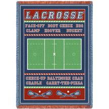Sports - Lacrosse Field - Afghan