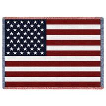 United States American Flag - Afghan