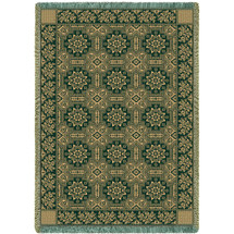 1845 Quilt Inspired - Hunter - Afghan