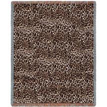 Cheetah Skin Tapestry Throw