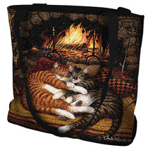 All Burned Out Cat - Tote Bag