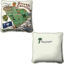State of South Carolina - Pillow