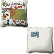 State of Oklahoma - Pillow