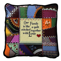 Stitched With Love - Pillow