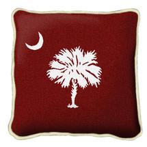 South Carolina State  - Palmetto Moon - Pillow