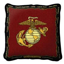 US Marine Corps - Emblem - Pillow