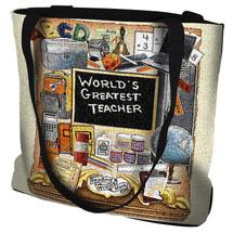 World's Greatest Teacher - Tote Bag