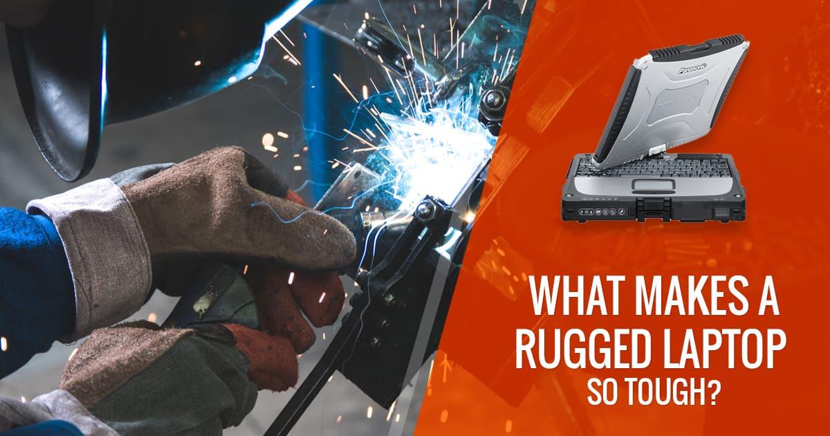 Tough Rugged Laptop