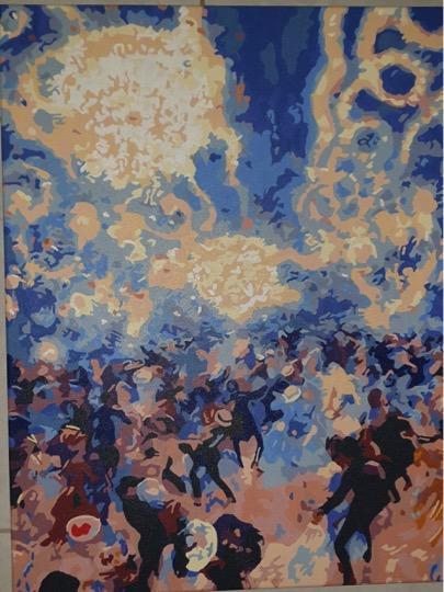 Bal Tabarin by Lynda S