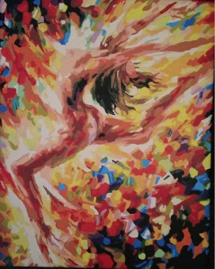 Ballet 3 by Lynda