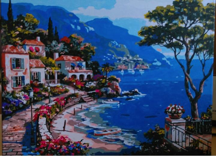 Bay of Love by Joan M