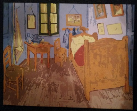 Van Gogh's Bedroom by Lynda