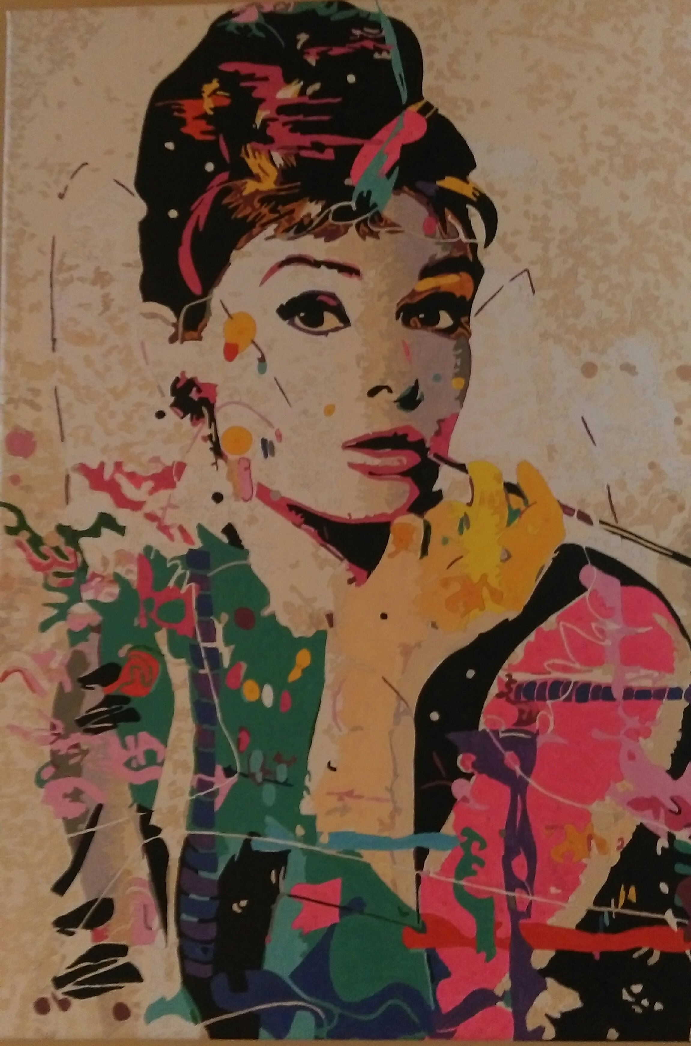 Classic Audrey by Joan M