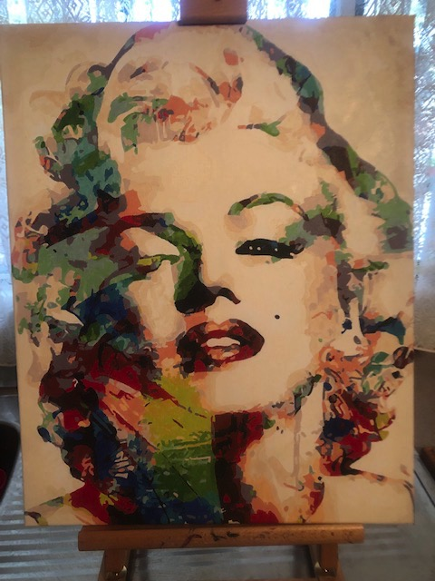 Classic Marilyn by Christine R