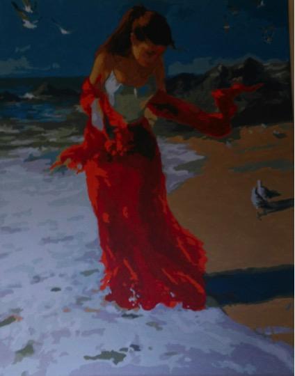 Coastal Breeze by Joan M