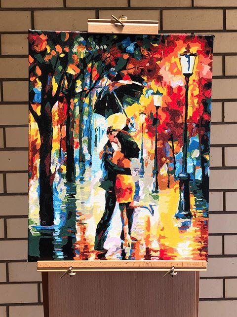 Dance Under the Rain by Carys S