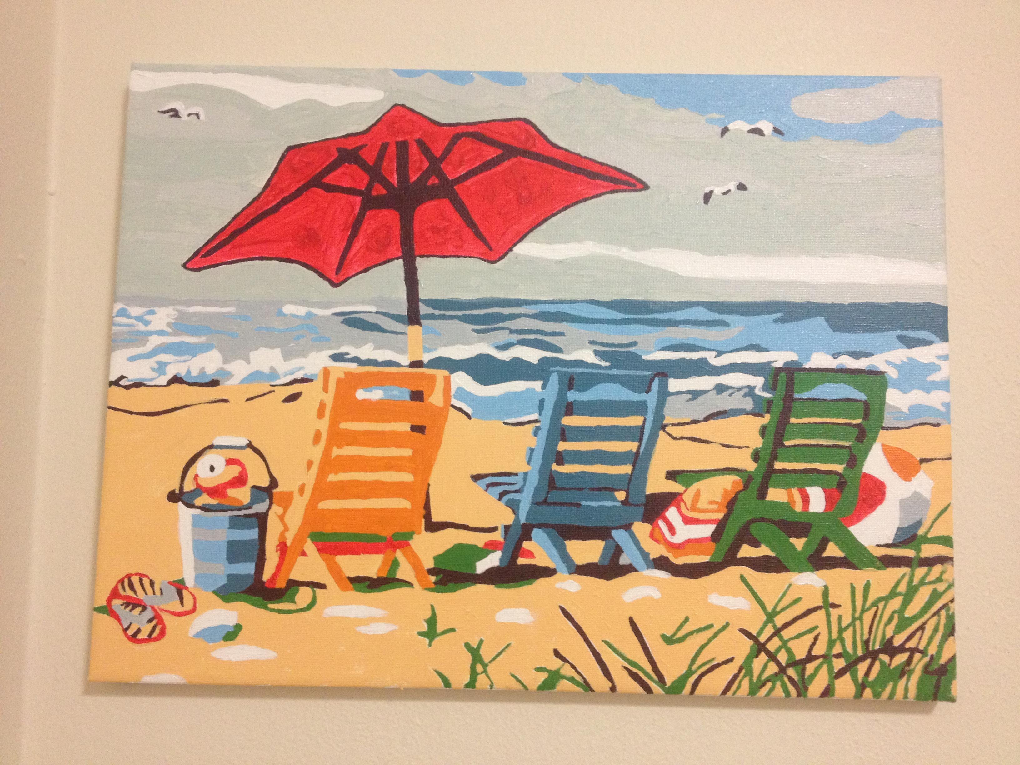 Rita beach chair