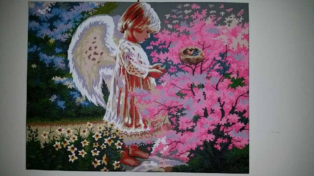 Blossom Angel by Astrid
