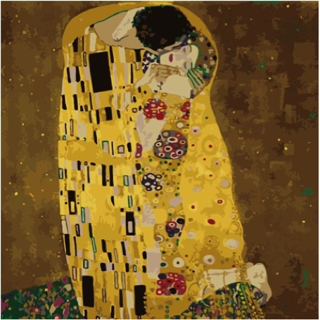 Paint by Numbers Kit - Klimt