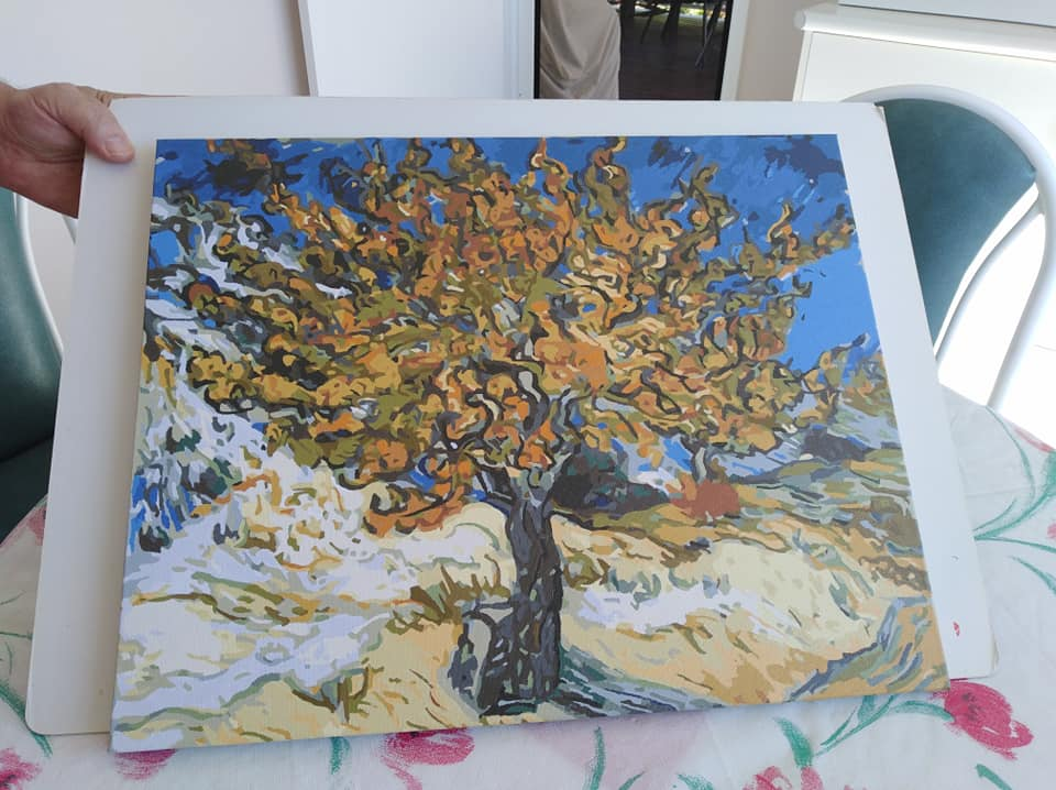 Van Gogh's Mulberry Tree by Marilyn S