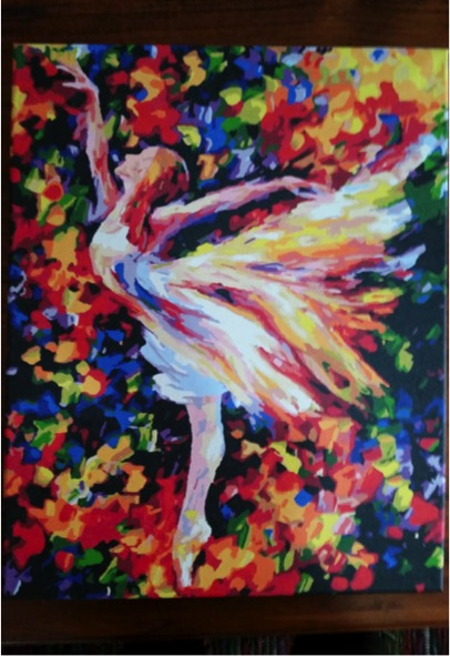 The Beauty of Dance by Lynda