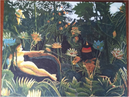 Henri Rousseau The Dream by Lynda