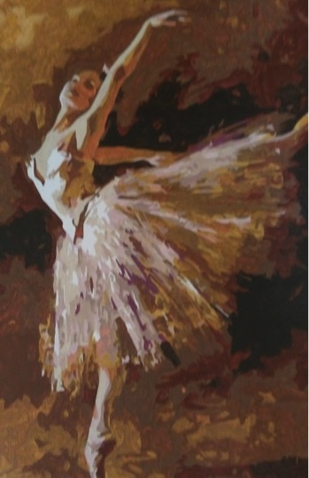White Ballet by Joan M