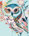 Flower Owl