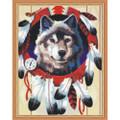 Wolf DIY Painting kit