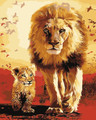 Lion King and Son