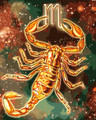 Scorpio Paint by Numbers