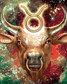 Taurus Paint by Numbers