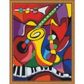 Music World DIY Painting kit