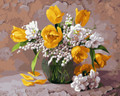Blossom Yellow Tulip