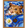 Little Squirrel DIY Painting kit