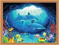 Three Dolphins World