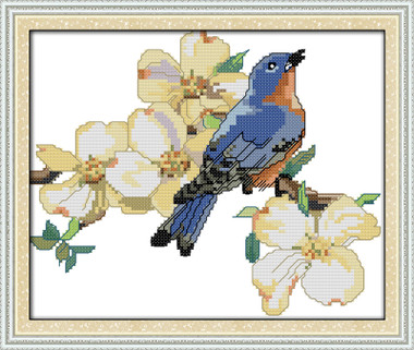 Cross Stitch kits - Pretty Bird