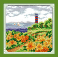 Cross Stitch Kits Summer Light House
