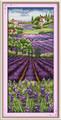 Cross Stitch Kits - Lavender Farm