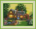 Cross Stitch Kits - Country Cottage