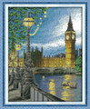 Cross Stitch Kits - London Big Bell