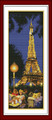 Cross Stitch Kits - Paris