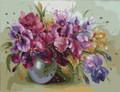 Purple Lilies Bouquet