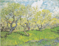 Orchard in Blossom by Van Gogh