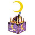 3D Wooden Puzzle Music Box - Midsummer Night Dream