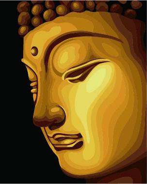 BIG Golden Buddha